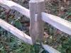 kastanjehout-post-rail