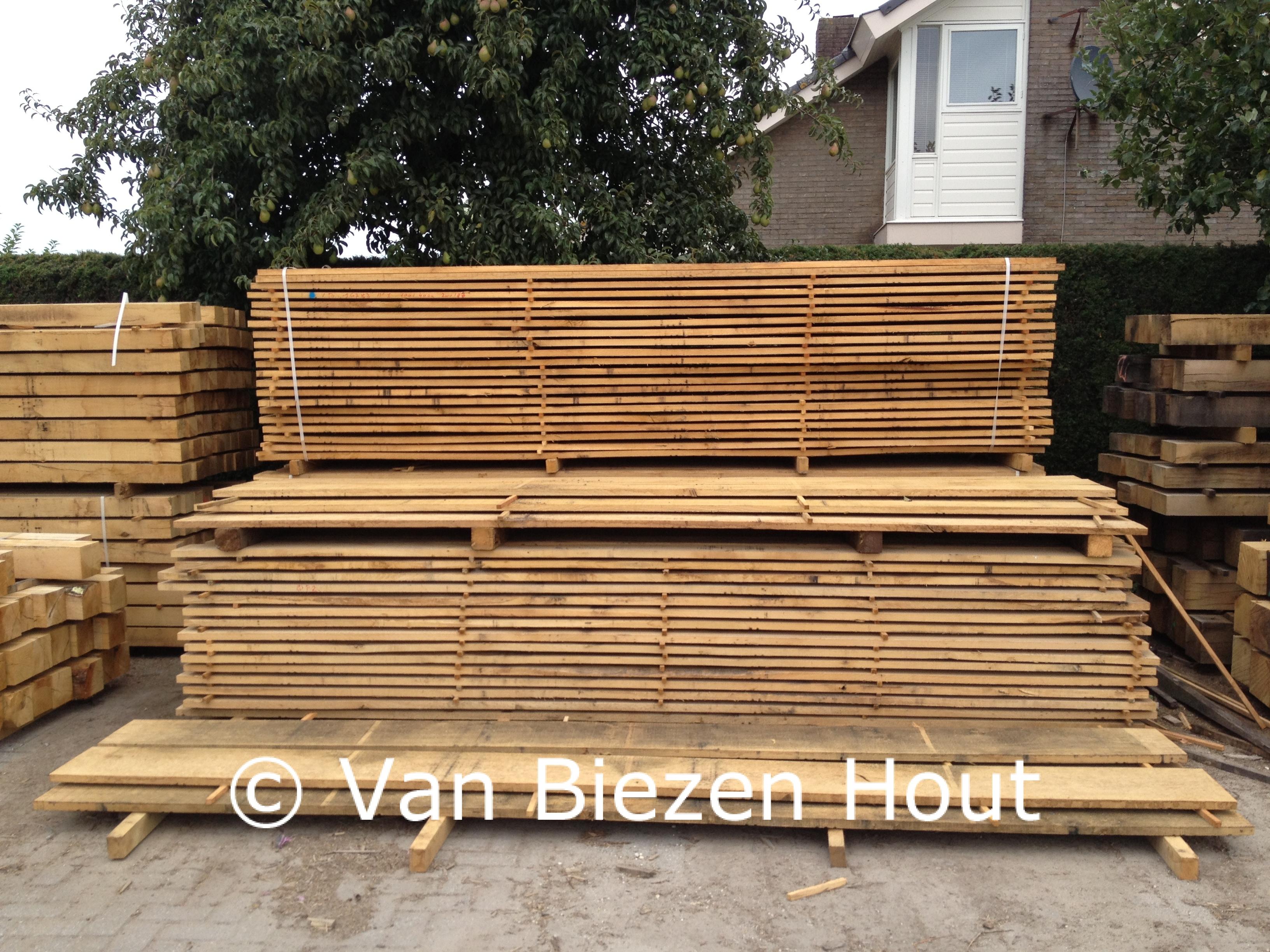 Houthandel van dal houten tuinhuis douglas en eiken hout